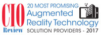 20 Most Promising Augmented Reality Technology Solution Providers 2017